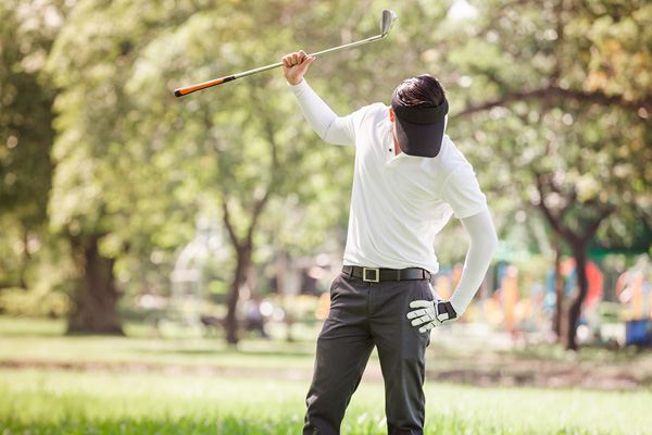 The Psychology of Golf