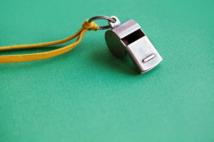 Picture of a whistle