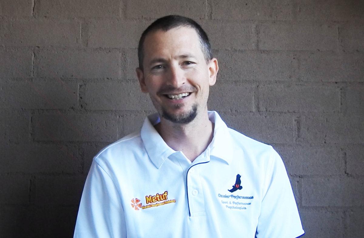 Gareth J. Mole - a new breed of sports psychologist