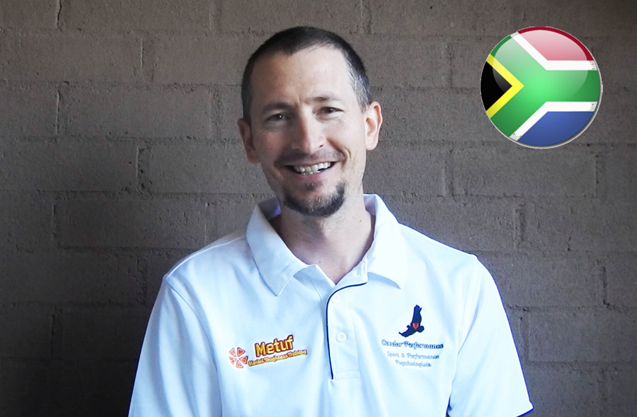 Sport Psychologist South Africa