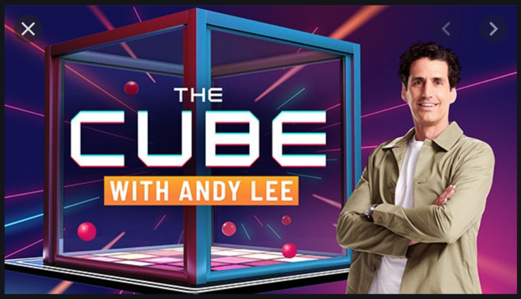 The Cube is all about handling pressure